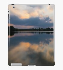 Lake in swabia iPad Case/Skin