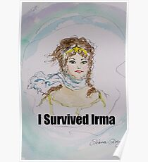 I Survived Irma Poster