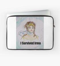 I Survived Irma Laptop Sleeve