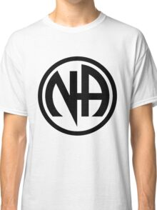 Narcotics Anonymous Black Classic T-Shirt