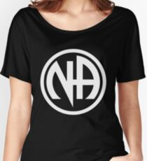 Narcotics Anonymous White Women's Relaxed Fit T-Shirt