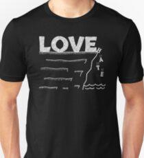 Love Defeats Hate T-Shirt
