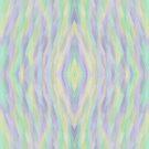 Mint Lilac Yellow by karlajkitty