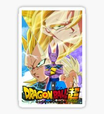 Dragon Ball Super Sticker