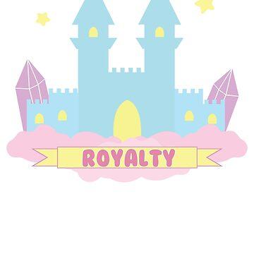 Royalty Castle by xanimekingdomx