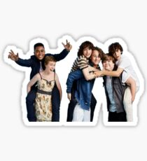 It 2017 the losers club Sticker