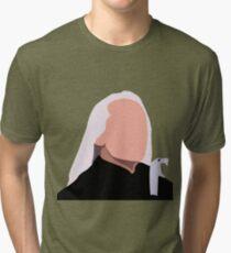 Your race is run. Tri-blend T-Shirt