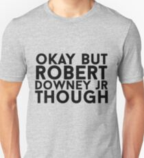 Robert Downey Jr. T-Shirt