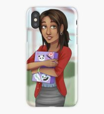 Month Characters: August iPhone Case/Skin