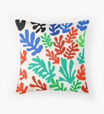 La Gerbe (Matisse) Throw Pillow