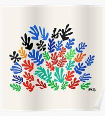 La Gerbe (Matisse) Poster