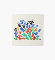 La Gerbe (Matisse) Art Board