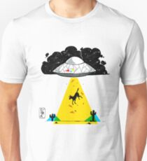 Primary Dogs XI: Obduction Unisex T-Shirt