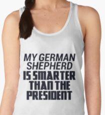 German Shepherd Dog T Shirt for Men and Women Women's Tank Top