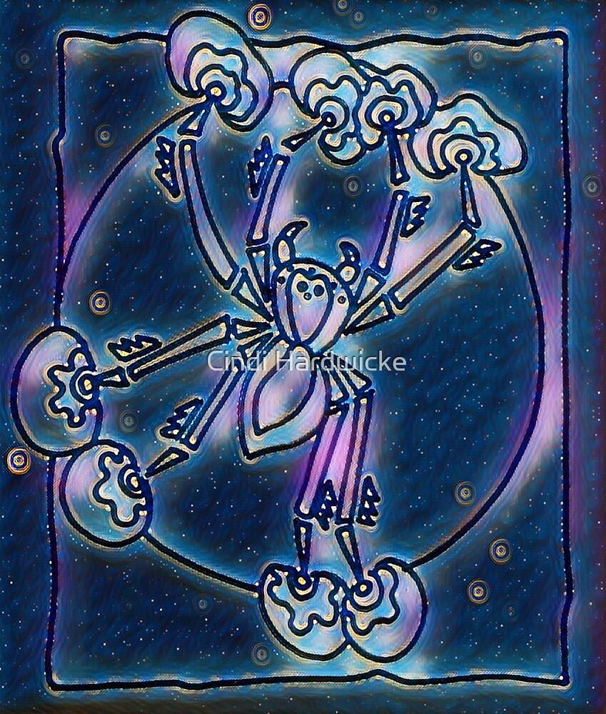 Mystic Spider by Cindi Hardwicke