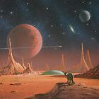 OTHER WORLDS by Brian Towers