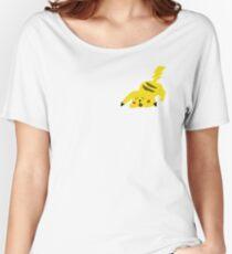 Sleepy Pika Women's Relaxed Fit T-Shirt