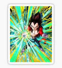Dragon Ball Vegeta super sayan 4 Sticker