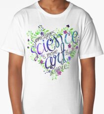 The Art of Science Long T-Shirt