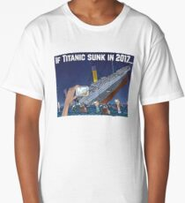 Titanic Long T-Shirt