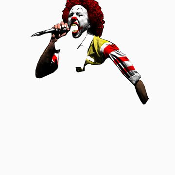 Rage Against the McCheese by TONTOPRONTO