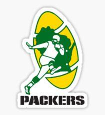 Vintage Packers Logo Sticker
