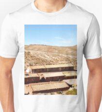 Houses on the desert T-Shirt