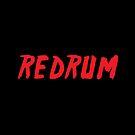REDRUM (murder) by jazzydevil