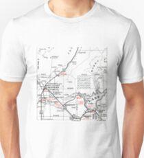 Lake Mead Hoover Dam Sq T-Shirt