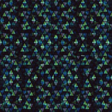 Abstract Triangle Pattern by TM490