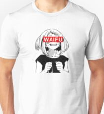 Ochaco Uraraka Waifu - Anime Unisex T-Shirt