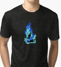 Self-Immolation Tri-blend T-Shirt