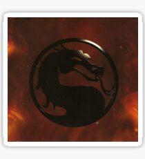 Mortal Kombat Trilogy  Sticker