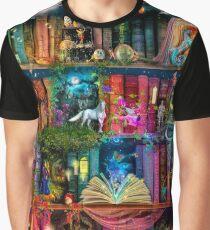 Whimsy Trove - Treasure Hunt Graphic T-Shirt