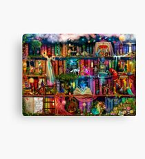 Whimsy Trove - Treasure Hunt Canvas Print