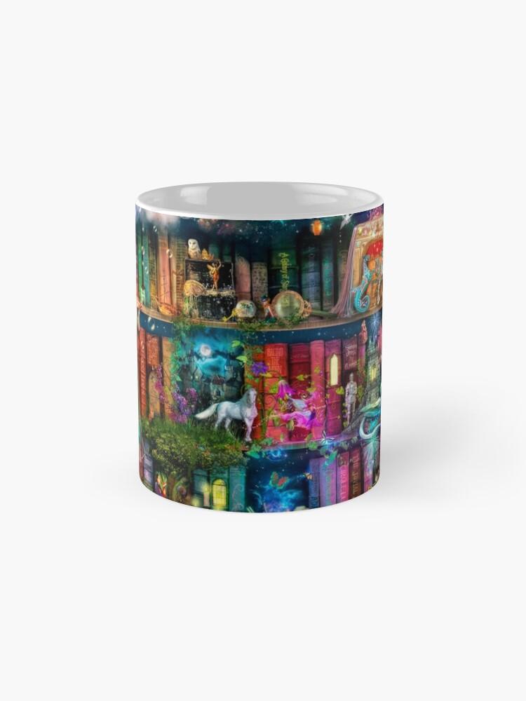 Alternate view of Whimsy Trove - Treasure Hunt Mugs