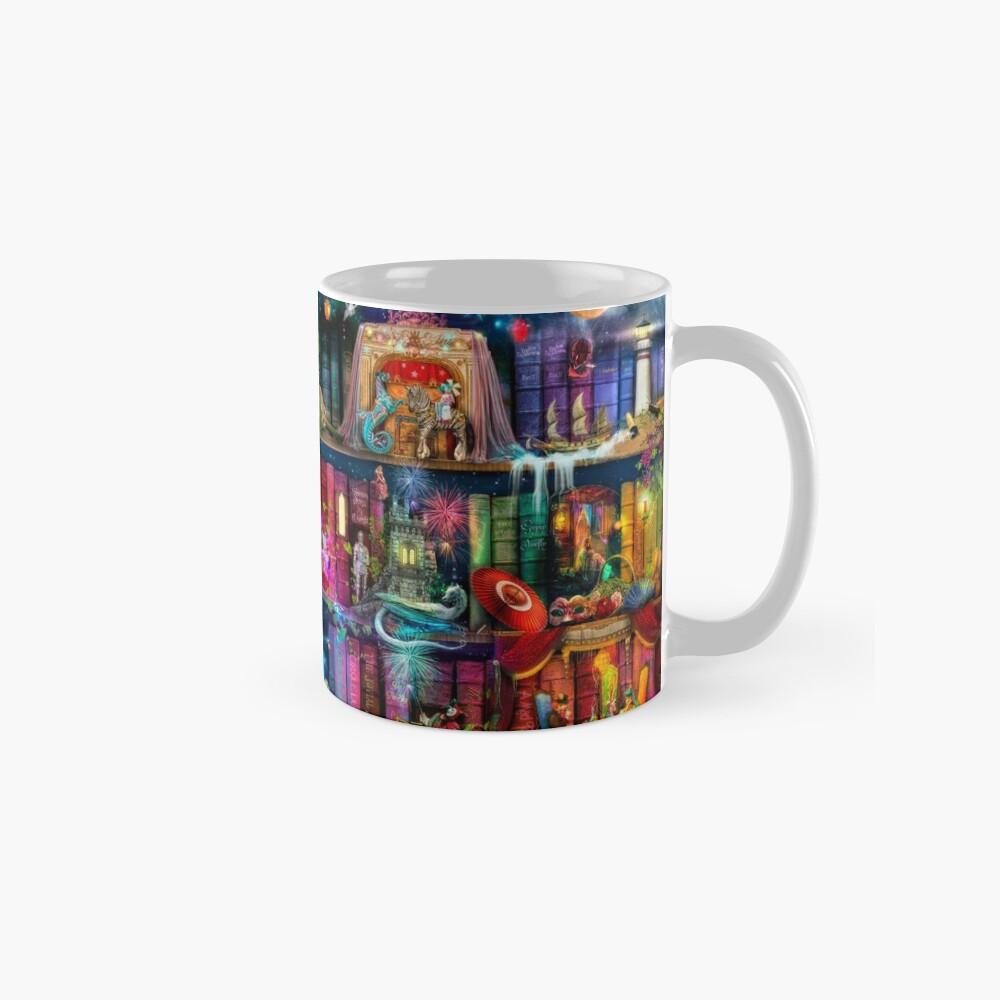 Whimsy Trove - Treasure Hunt Mugs