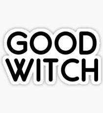 good witch Sticker
