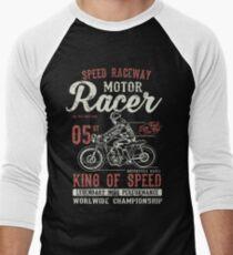 Motorcycle Racer Retro Vintage T-Shirt