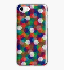 Color Cubes Pattern iPhone Case/Skin