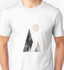 Mountains and Moon T-Shirt