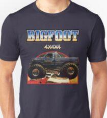 Big Foot 4x4x4 Unisex T-Shirt