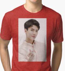 Sehun - EXO  Tri-blend T-Shirt