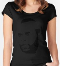 Mr. T T-Shirt Women's Fitted Scoop T-Shirt