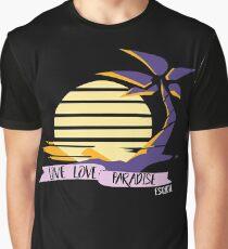 Love Love Paradise Est 2011 Graphic T-Shirt