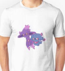 Misdreavus and Mismagius T-Shirt
