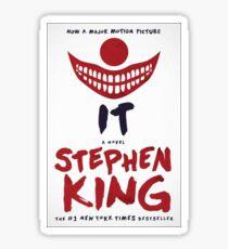 IT - Stephen King  Sticker