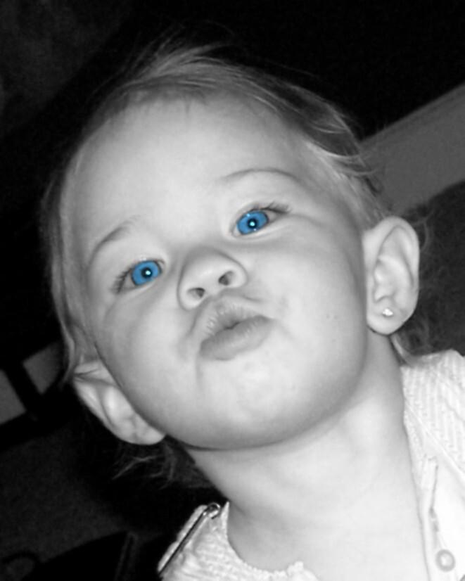 Baby Blues by Rae Ann Johnson