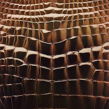 Brown Leather Print! by norastpatrick