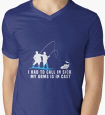 I Had To Call In Sick My Arms Is In Cast T-Shirt